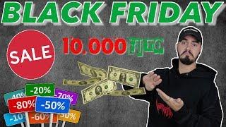 Meine BLACK FRIDAY Wünsche (10000€ Kaufliste) | Always Overdressed