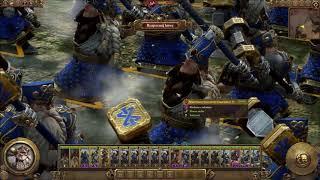 Zagrajmy w Total War: Warhammer 2 (Karak Kadrin) part 22