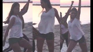 Katrina Kaif Hot Dance In Very Small Shorts