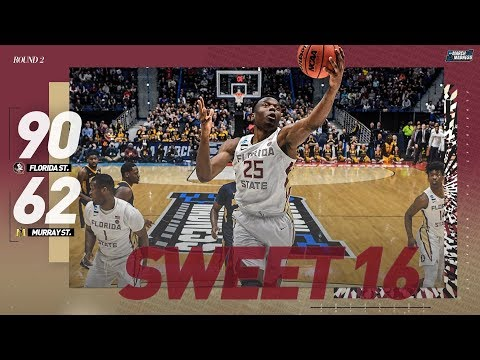 Florida State vs. Murray State: Second round NCAA tournament extended highlights