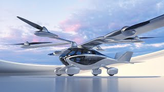 This flying car costs nearly $800,000