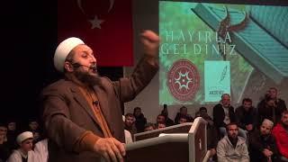 Abdülmetin Balkanlıoğlu - Muazzam Antalya Sohbeti