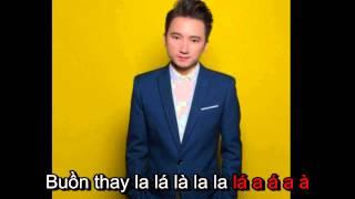Vợ người ta - Phan Mạnh Quỳnh ( Karaoke - Lyric )