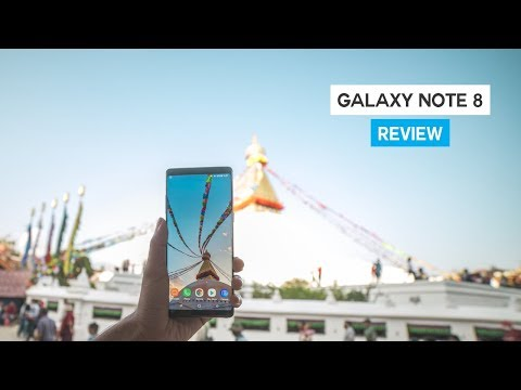 Samsung Galaxy Note 8 Review: Best Phone to Buy in Nepal?