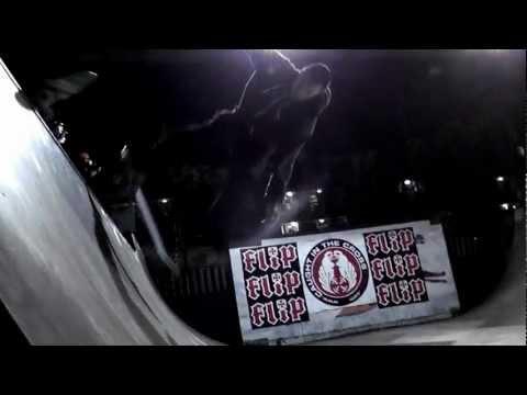 """Crossfire Christmas Jam 2011"" Graded Raw Footage - 10/12/11"
