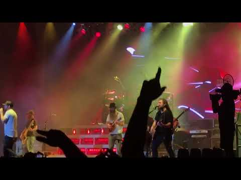 Brantley Gilbert My Baby's Guns N Roses Live State Fair WV 8-18-17