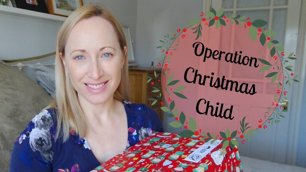 OPERATION CHRISTMAS CHILD BOXES | PACK A SHOE BOX | SAMARITAN'S PURSE 2019