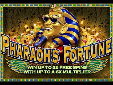 SLOT BONUS SUPER BIG WIN!! | Pharaoh's Fortune | IGT