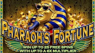 SLOT BONUS SUPER BIG WIN!! | Pharaoh