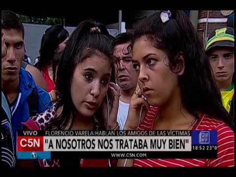 C5N - Masacre de Florencio Varela: Hablan las amigas de las víctimas