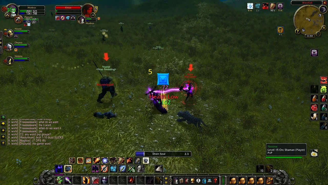 Vanilla Wow Frost Mage Build Pvp