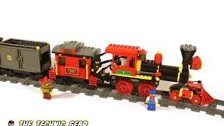 Howto Motorize Lego 7597 Western Train Chase Toy Story