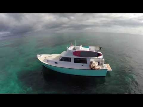 "Bahamas On ""The Mainship"""