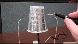 Rotary Electrostatic Motor