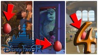 Τα Easter Eggs της Disney 4 (+ Bloopers)