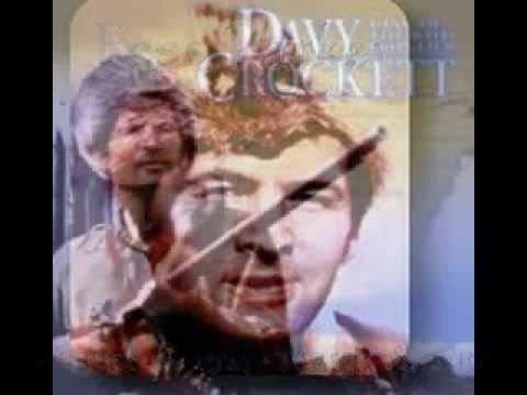 Fess Parker - The Ballad Of Davy Crockett