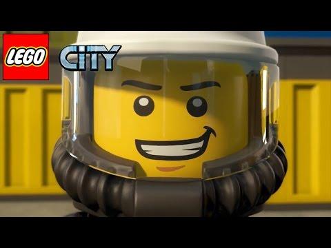 ЛЕГО СИТИ Мой Город / LEGO CITY My City. Лего Мультики.