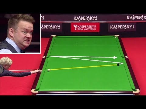 TOP SHOTS !!! Riga Masters Snooker 2018