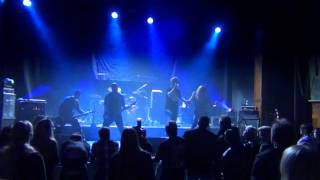 Iron Fire - Voyage of the Damned, Skien, Norway 2012