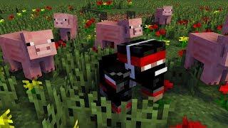 Свинная многоножка в майнкрафт! [МиниИгры Прятки] - MineCraft