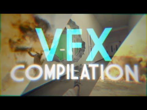 MY VFX COMPILATION #1