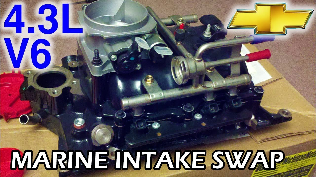 Maxresdefault on 4 3l Vortec Crate Engine Chevy