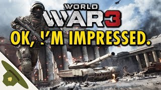 World War 3: I was skeptical but this game has impressed me!