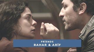 Bahar & Arif - Friends | Kadın
