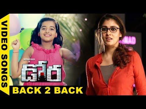 Dora Latest Telugu Movie Back 2 Back Video songs - Nayanthara, Vivek-Mervin