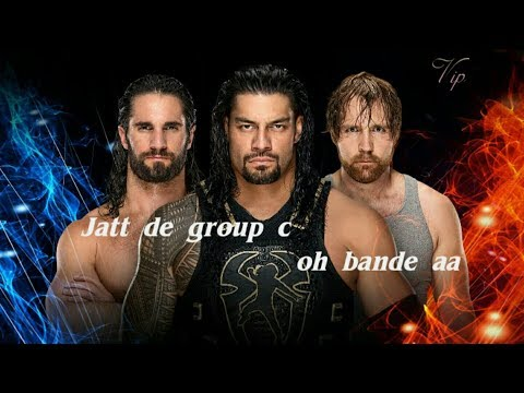 Oh Bande | Dilraj Dhillon | Wwe Roman Reigns and The Shield