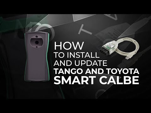 How To Install And Update Tango And Toyota Smart Cable