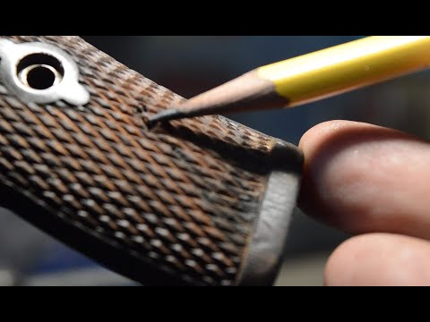 Moving Metal with a Polished Hammer