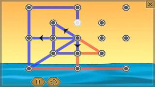 River Crossing IQ Logic 37 l Remove all the lines