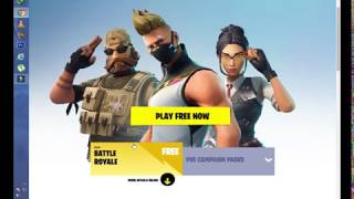 FORTNITE Free Download/Install(easy) - Urdu/Hindi[youtube]