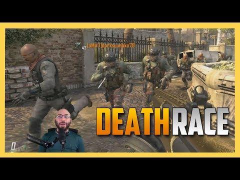 A FRESH DEATH RACE in Black Ops 2! | Swiftor
