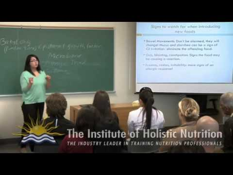 Optimal Infant & Childhood Nutrition | Nutrition Through the Lifespan