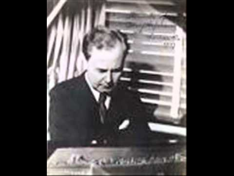 Josef Hofmann plays Liszt Hungarian Rhapsody No. 12 in C sharp minor