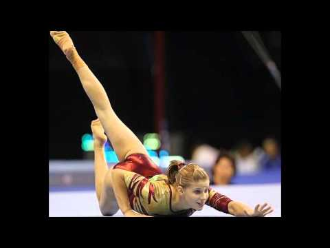 Gymnastic floor music- Burn- Ellie golding