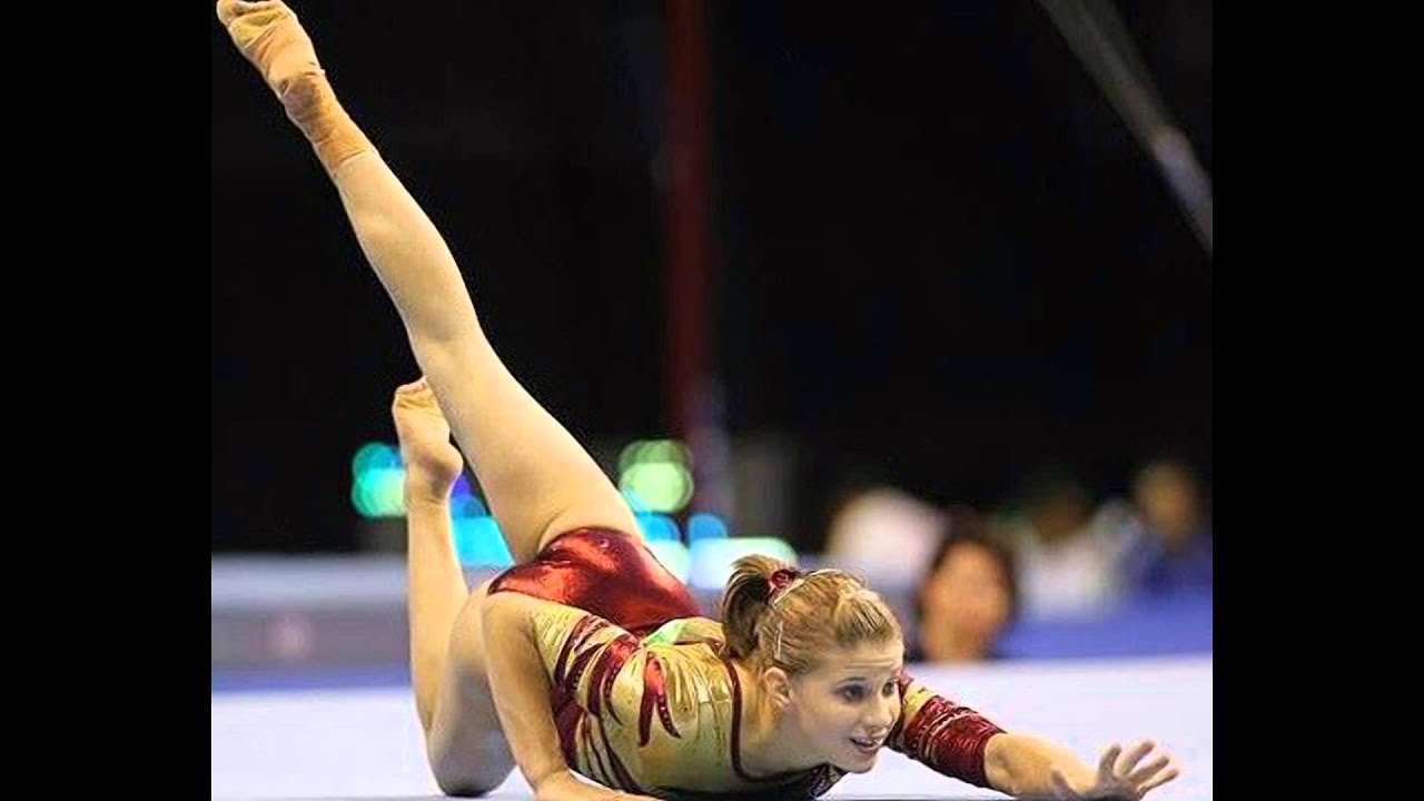 Gymnastic Floor Music  Burn  Ellie Golding   YouTube
