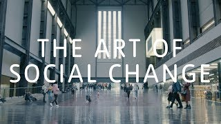 Tania Bruguera and Tate Neighbours – The Art of Social Change   Tate Exchange