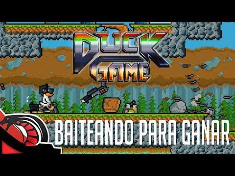 BAITEANDO PARA GANAR | DUCK GAME vs/ None, Zellen y Eruby