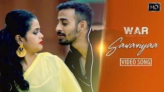 Sawariyaa (War) Deep Dutta, Sirsshhaa Rakshit Mp3 Song Download