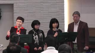 深沢教会2016年12月25日クリスマス記念礼拝 礼拝賛美 「子羊イエスよ」 ...