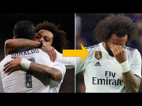 What is happening to Marcelo? - Oh My Goal