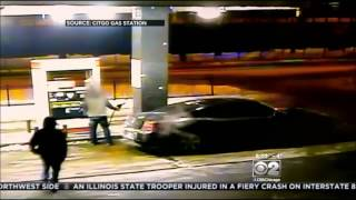 Off-Duty Officer Kills Thugs At a Gas Station