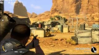 Sniper Elite 3 PC Gameplay On GT 630 & Q8300