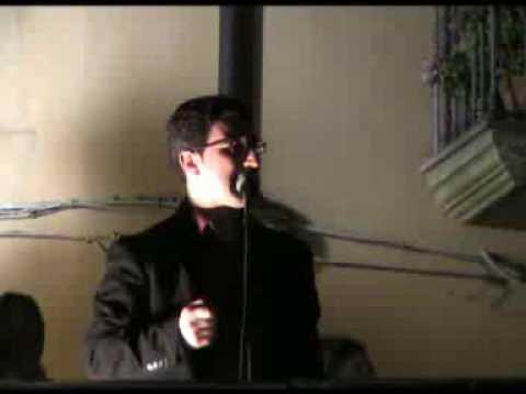 Flavio Corso - Elezioni Provinciali Cosenza 2009 Per Vittoria Rinaldi Rifondazione Comunista