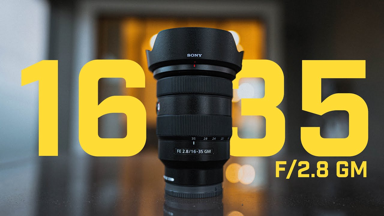 Should you buy this lens? | Sony 16-35 f2.8 GM First Impressions