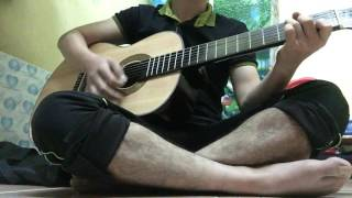 Suy nghỉ trong anh - guitar classic