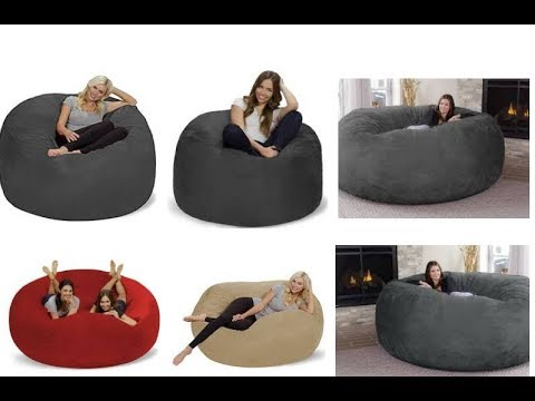 New Chill Sack Bean Bag Chair Features Customers Reviews